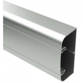 Кабель-канал алюминиевый