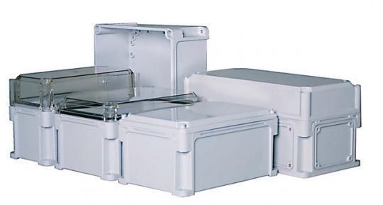 Ударопрочные корпуса RAM box DKC IP67