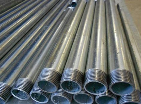 Труба стальная оцинкованная (3-6м)