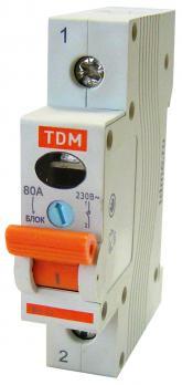 Выключатели нагрузки  TDM