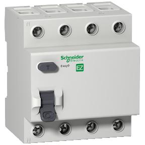 Устройство защитного отключения (УЗО)  Schneider Electric