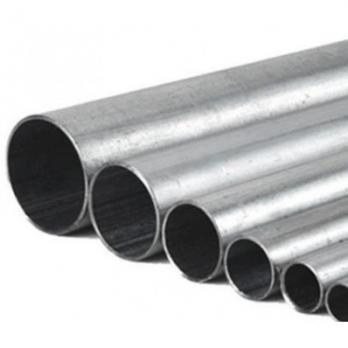 Труба водогазопроводная ВГП стальная оцинкованная