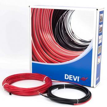 Нагревательный кабель DEVI DEVIflex