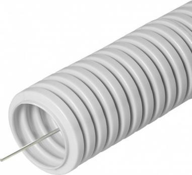Труба ПВХ гофрированная 25 мм